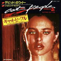 Cover David Bowie - Cat People (Putting Out Fire)