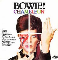 Cover David Bowie - Chameleon