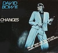 Cover David Bowie - Changes (Live)