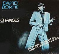 Cover David Bowie - Changes (Live)