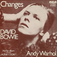 Cover David Bowie - Changes
