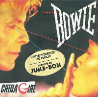 Cover David Bowie - China Girl