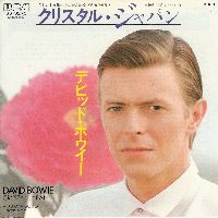 Cover David Bowie - Crystal Japan