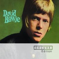 Cover David Bowie - David Bowie