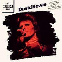 Cover David Bowie - Die weisse Serie