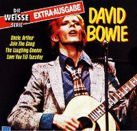 Cover David Bowie - Die weisse Serie: Extra-Ausgabe