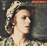 Cover David Bowie - Do Anything You Say