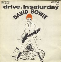 Cover David Bowie - Drive-In Saturday