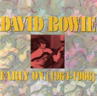 Cover David Bowie - Early On (1964-1966)