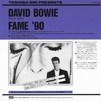 Cover David Bowie - Fame 90
