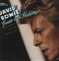 Cover David Bowie - Fame And Fashion