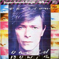 Cover David Bowie - Fashion