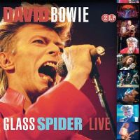 Cover David Bowie - Glass Spider Live