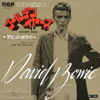 Cover David Bowie - Golden Years