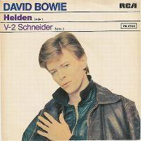 Cover David Bowie - Helden