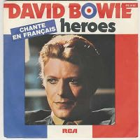 Cover David Bowie - Heroes (chanté en français)