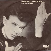 Cover David Bowie - Heroes