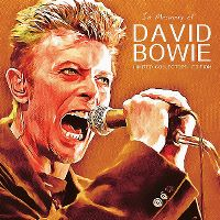 Cover David Bowie - In Memory Of