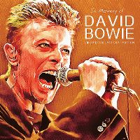 Cover David Bowie - In Memory Of David Bowie