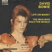 Cover David Bowie - Life On Mars?