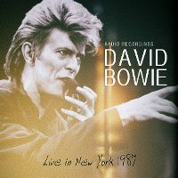 Cover David Bowie - Live In New York 1987