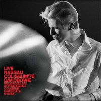 Cover David Bowie - Live Nassau Coliseum '76