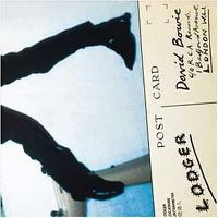 Cover David Bowie - Lodger