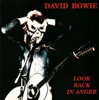 Cover David Bowie - Look Back In Anger
