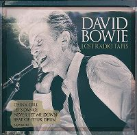 Cover David Bowie - Lost Radio Tapes