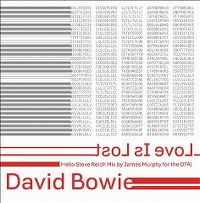 Cover David Bowie - Love Is Lost