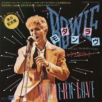 Cover David Bowie - Modern Love