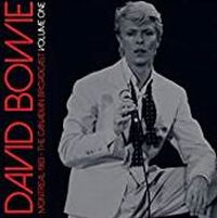 Cover David Bowie - Montreal 1983  - The Canadian Broadcast - Volume One