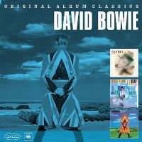 Cover David Bowie - Original Album Classics