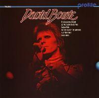 Cover David Bowie - Profile