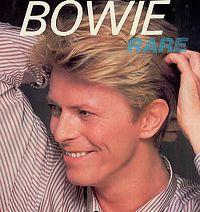 Cover David Bowie - Rare