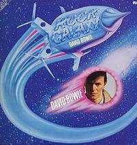 Cover David Bowie - Rock-Galaxy