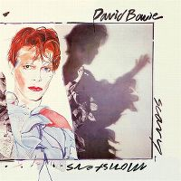 Cover David Bowie - Scary Monsters (And Super Creeps)