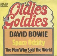 Cover David Bowie - Space Oddity