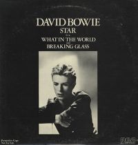 Cover David Bowie - Star (Live)