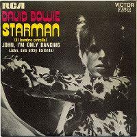 Cover David Bowie - Starman