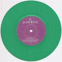 Cover David Bowie - Strangers When We Meet