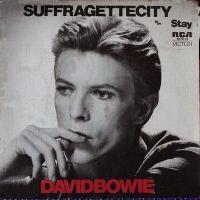 Cover David Bowie - Suffragette City