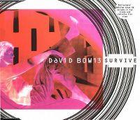 Cover David Bowie - Survive