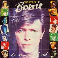 Cover David Bowie - The Best Of Bowie