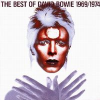 Cover David Bowie - The Best Of David Bowie 1969/1974