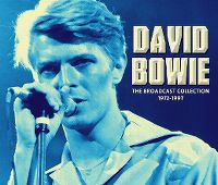 Cover David Bowie - The Broadcast Collection 1972-1997