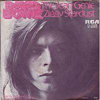 Cover David Bowie - The Jean Genie