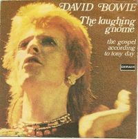 Cover David Bowie - The Laughing Gnome