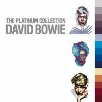 Cover David Bowie - The Platinum Collection