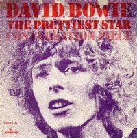 Cover David Bowie - The Prettiest Star